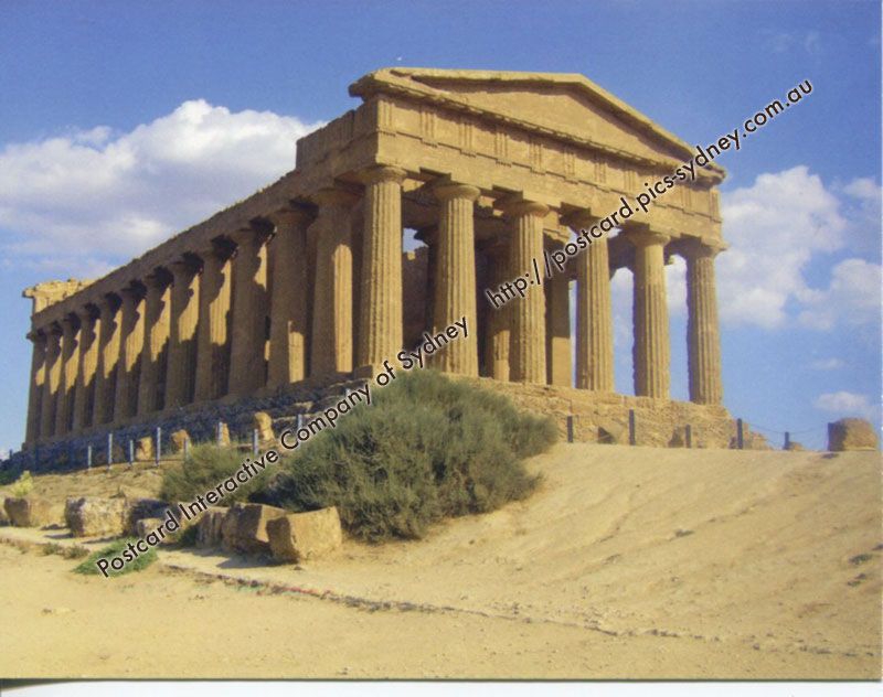 Italy UNESCO - Archaeological Area of Agrigento