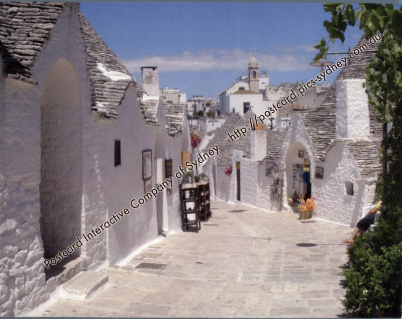 Italy UNESCO - The Trulli of Alberebello