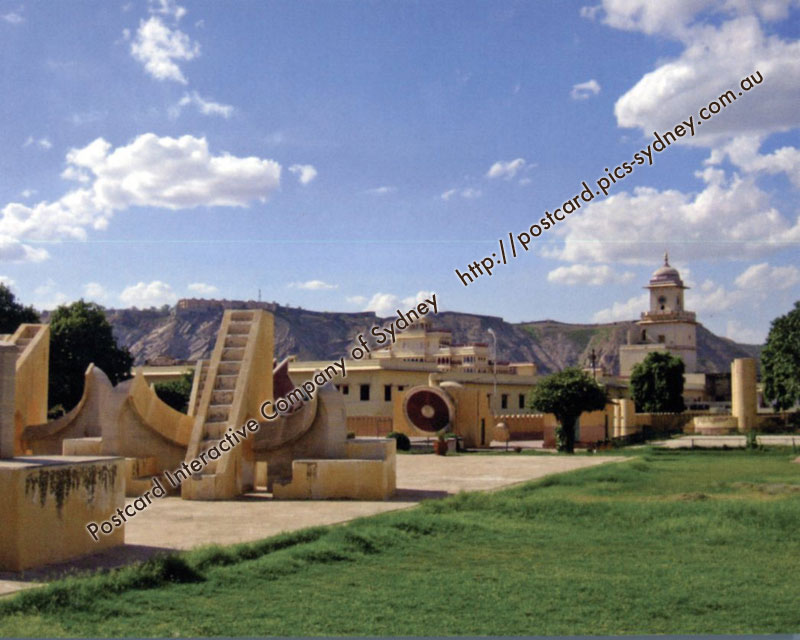 India UNESCO - The Jantar Mantar, Jaipur