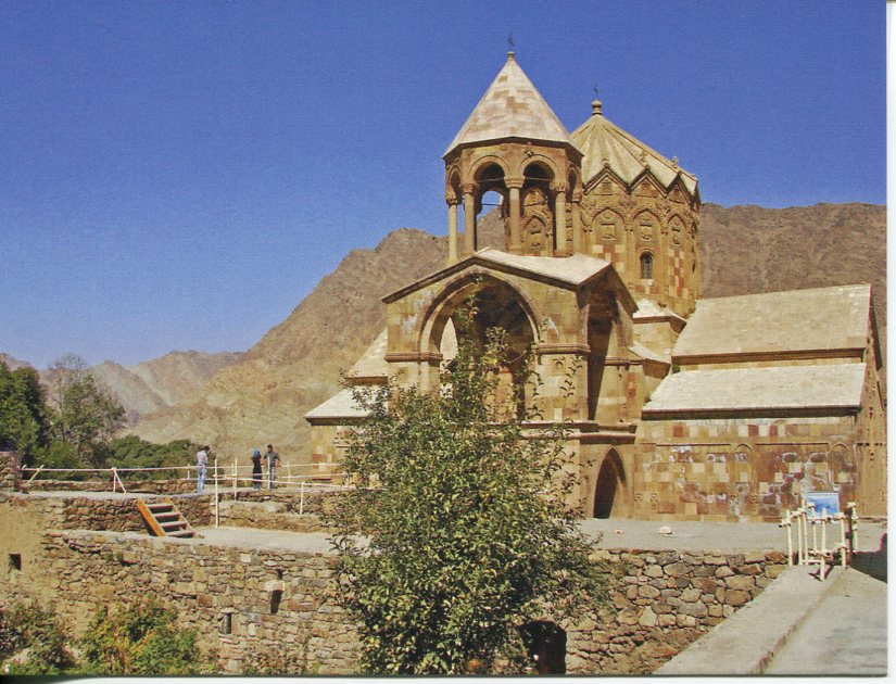 Iran UNESCO - Armenian Monastic Ensembles of Iran - Click Image to Close