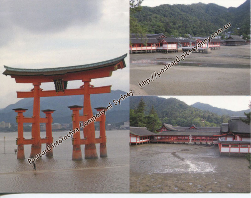 Japan UNESCO - Itsukushima Shinto Shrine