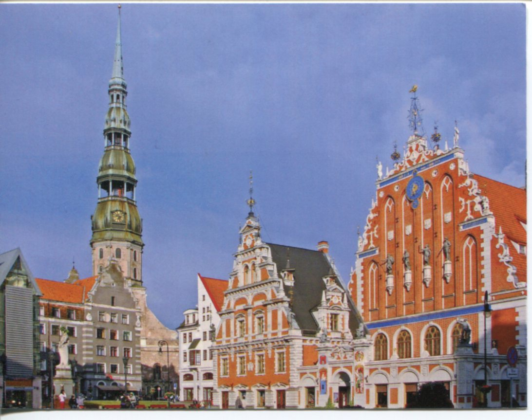 Latvia UNESCO - Historic Centre of Riga