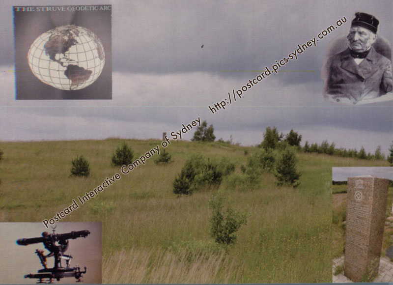 Lithuania UNESCO - Sturve Geodetic Arc
