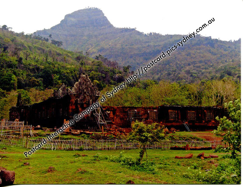 Lao UNESCO - Vat Phou and Associated Ancient Settlements