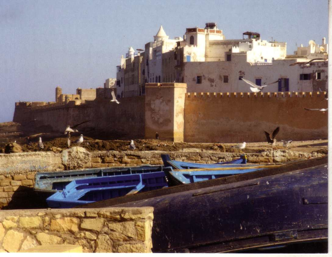 Morocco UNESCO - Medina of Essaouira formerly Mogador