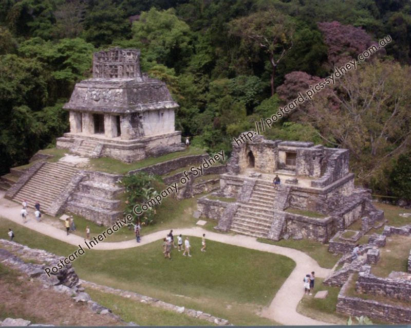 Mexico UNESCO - Pre-Hispanic City & National Park of Palenque