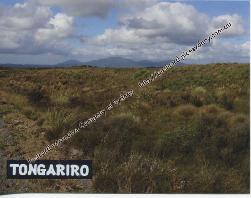 UNESCO New Zealand - Tongariro National Park