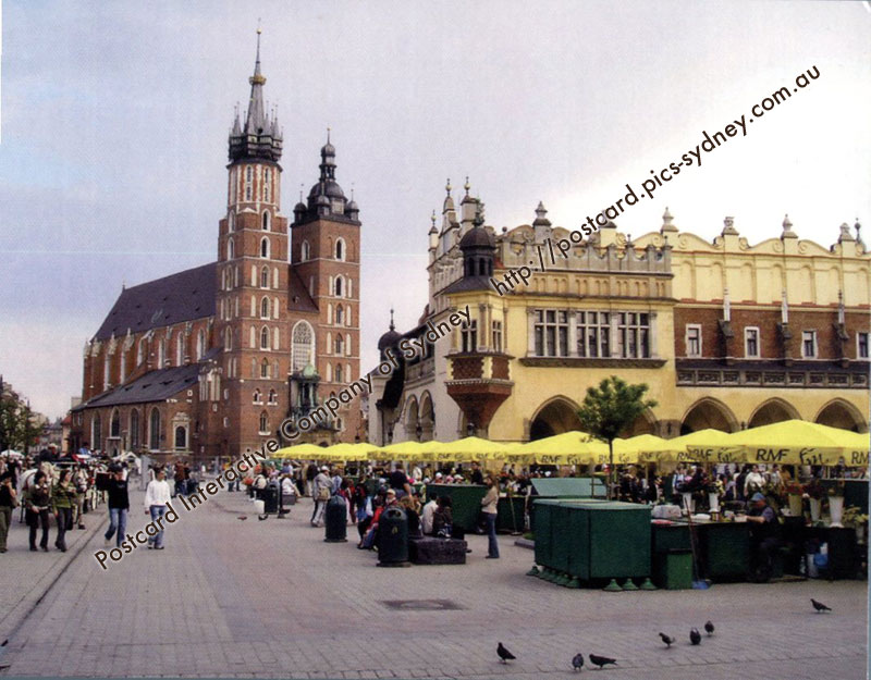 Poland UNESCO - Cracow's Historic Centre