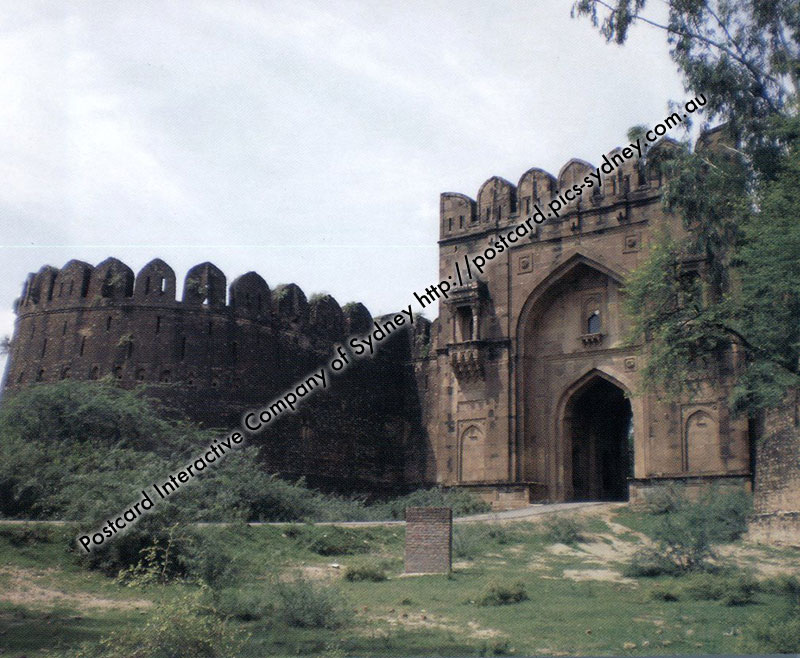 Pakistan UNESCO - Rohtas Fort