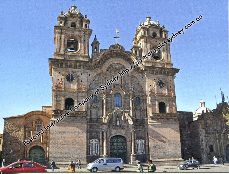 Peru UNESCO - City of Cuzco