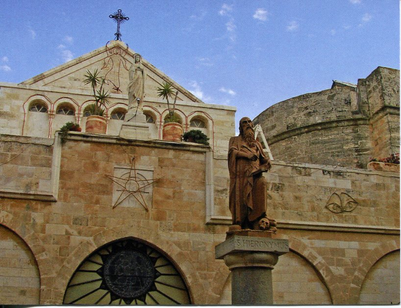 Palestine UNESCO - Birthplace of Jesus, Bethlehem