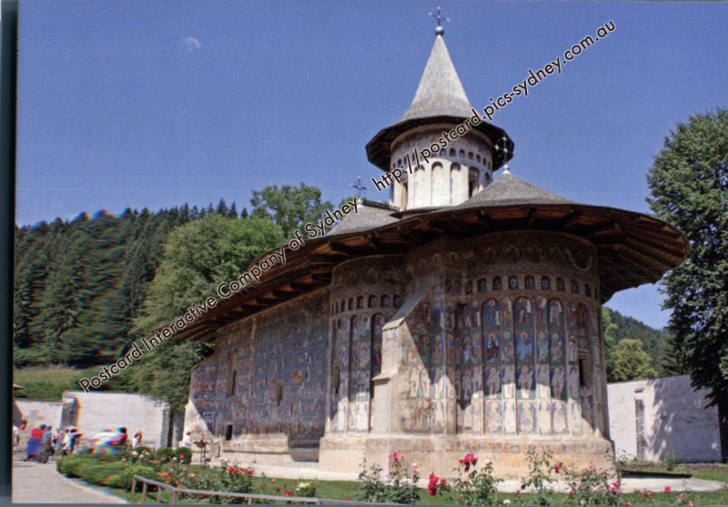 Romania UNESCO - Churches of Moldavia