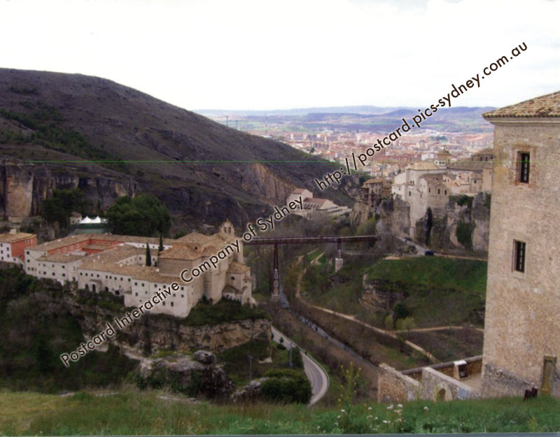 Spain UNESCO - Historic Walled Town of Cuenca