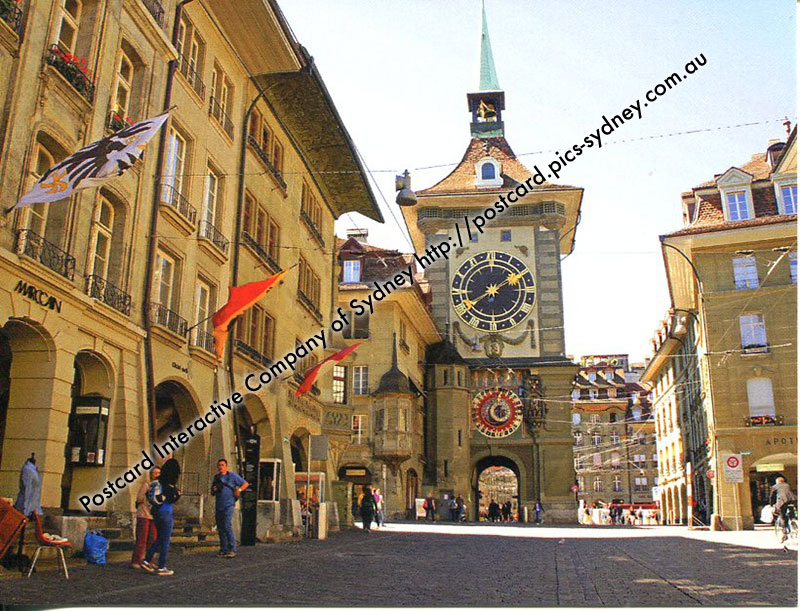 Switzerland UNESCO - Old City of Berne