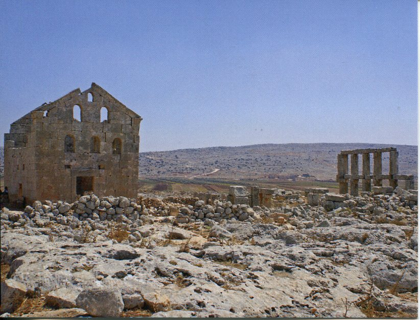 Syria UNESCO - Ancient Villages of Northern Syria