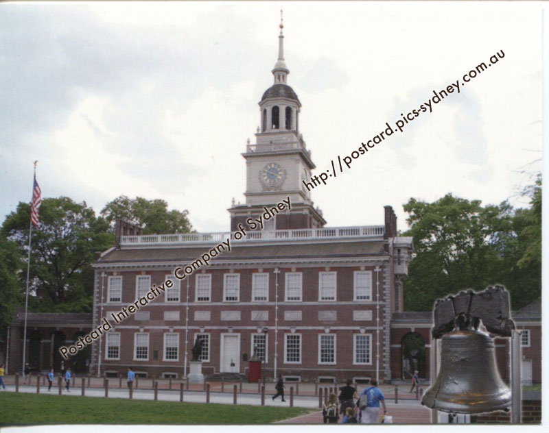 USA UNESCO - Independence Hall
