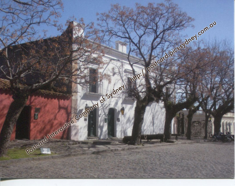 Uruguay UNESCO - Historic Quarter of Colonia del Sacramento