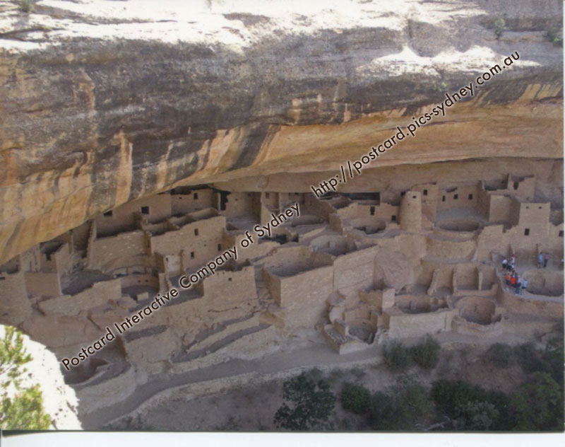 USA UNESCO - Mesa Verde National Park