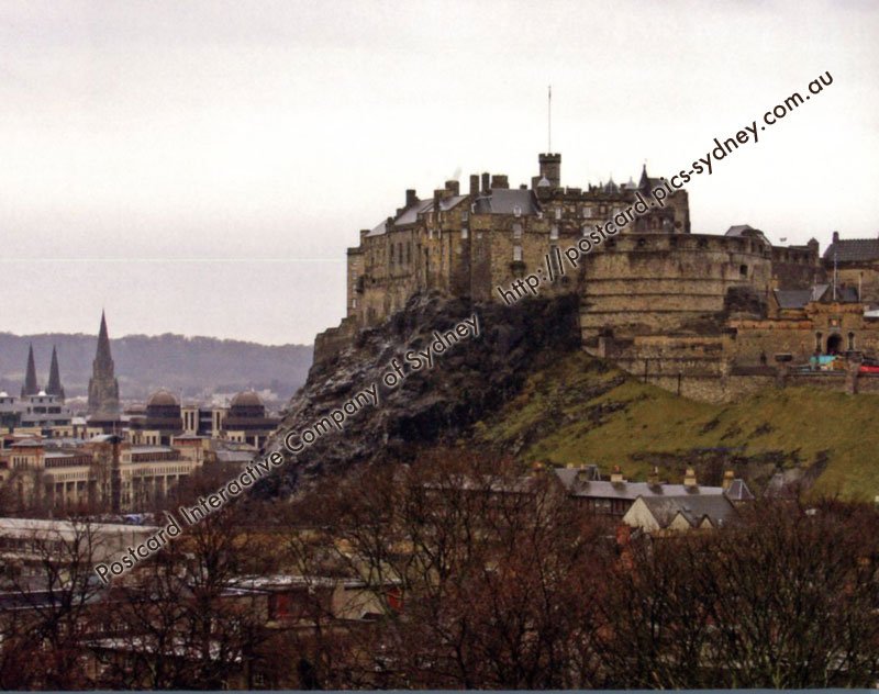United Kingdom UNESCO - Old & New Towns of Edinburgh