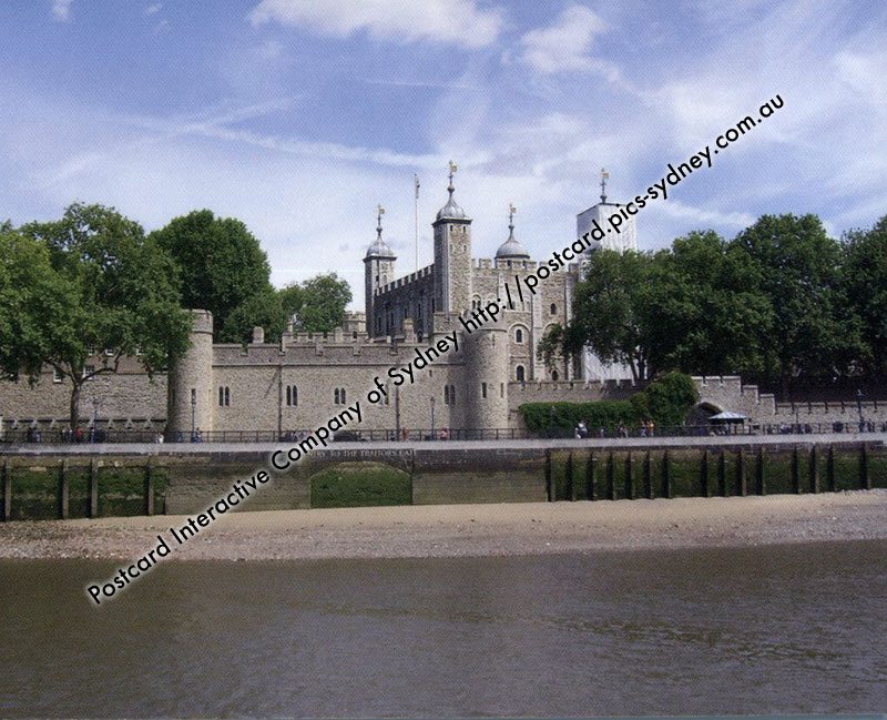 United Kingdom UNESCO - Tower of London