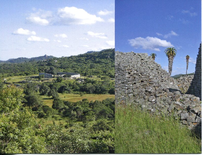 Zimbabwe UNESCO - Great Zimbabwe National Monument