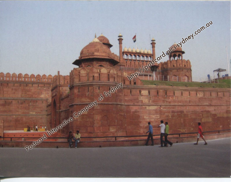 India UNESCO - Red Fort Complex